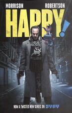 HAPPY DELUXE EDITION TPB REPS #1-4 NEW/UNREAD