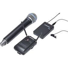 Samson Concert 88 Camera Handheld Combo UHF Wireless Mic System-  Frequency K
