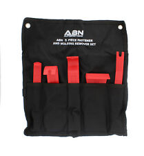 ABN 5 Piece ABS Trim Removal Kit Clip Interior Wedge Door Panel Set