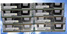 Samsung 32GB (8x4GB) PC2-5300F DDR2-555 ECC Server Memory RAM M395T5160CZ4-CE65