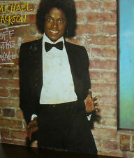 MICHAEL JACKSON   LP OF THE WALL G.C. ITALY 22.10.79   -   EPC 83468