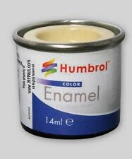 SATIN OAK HUMBROL Enamel Model Paint - 14ml Tin #71