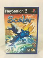 Scaler - With Manual - PS2 - Playstation 2 - PAL