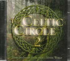 2 CD COMPIL 32 TITRES--THE CELTIC CIRCLE 2--MC.KENNITT/CLANNAD/BECK/GALAHAD