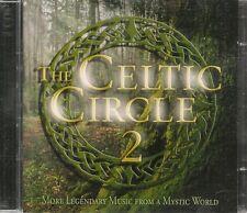 2 CD COMPIL 32 TITRES--THE CELTIC CIRCLE 2--MC.KENNITT/CLANNAD/BECK/GALAHAD