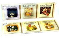 6 x CD COLLECTION OF SONGS, STORIES & NURSERY RHYMES HUMPTY DUMPTY SEALED NEW