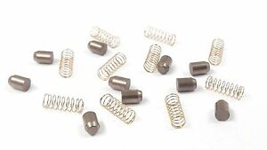 HORNBY X8466 CARBON BRUSHES SPRINGS 10&10 RINGFIELD TRAIN MOTOR SPARES FITS LIMA