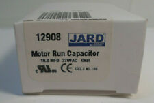 JARD #12908 Motor Run Capacitor     10.0 MFD  /  370VAC