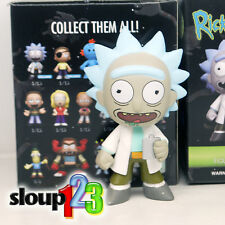 *FUNKO MYSTERY MINIS - RICK & MORTY - DRUNK RICK - 1/24 - TARGET EXCLUSIVE*