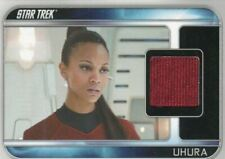 Star Trek The Movie 2009 Zoe Saldana as Uhura Costume Card CC3