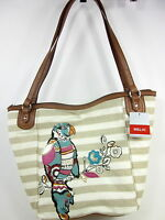 RELIC, CAPRI TOTE BAG, WOMENS, PARROT, ONE SIZE, NEW WITH TAGS