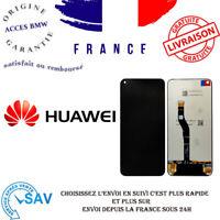 ECRAN LCD COMPLET + VITRE TACTILE HONOR VIEW 20 NOIR (#A157#)