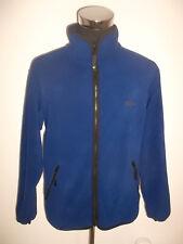 vintage HELLY HANSEN Fleecejacke Fleece Jacke blau jacket Gr.S (M)