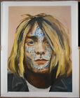 Kurt Cobain Jules Muck Muckrock Giclee Print Poster Nirvana Grunge Signed #/50