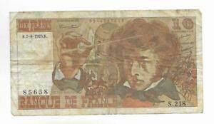 France 10 Francs 1975