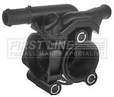 Coolant Flange / Pipe fits FORD FOCUS ST170 Mk1 2.0 02 to 04 ALDA Water 1319479