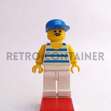 LEGO Minifigures - Vacationer - par044 - Paradisa Town Omino Minifig Set 6595