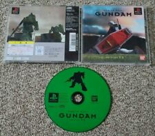 Import Sony Playstation - Mobile Suit Gundam Version 2.0 Japan Japanese PSX PS1