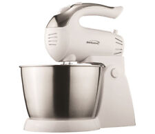 BRAND NEW Brentwood SM-1152 5-Speed + Turbo Stand Mixer, White