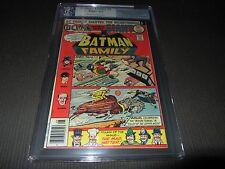 BATMAN FAMILY 6 PGX (CGC) 6.5 Fine+ 1st Appearance Joker's Daughter (DC 1976)