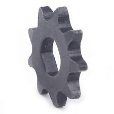 Elektroroller 9 Zähne 6mm Kettenrad Passend für ovale 8mm Welle Motorspindel