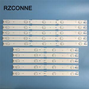 10pcs LED strip 2015ACR430 3228 R+L REV1.0 LM41-00174A LM41-00173A ZLE60600-AB