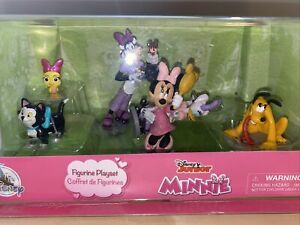 Minnie Mouse Disney Junior 6-Piece Figurine Playset NEW SEALED