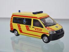 Rietze 51895 1:87 - Volkswagen T5 luxambulance (lu) - Neuf Emballage d'origine
