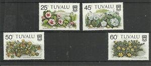 TUVALU/ Blumen MiNr 224/27 **