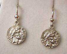 Sterling Silver Fine Earrings Triplet Opals