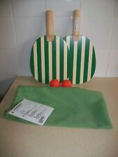 New listing IKEA Solblekt ping pong bats and balls set (New)