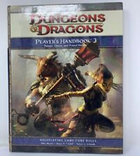 Player's Handbook 3: A 4th Edition D&D Core Rulebook, Schwalb, Robert J., Heinso