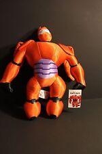 """Top Quality 15"""" BIG HERO 6 RED BAYMAX BAY MAX MECH PLUSH DOLL"""
