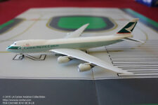 Phoenix Model Cathay Pacific Cargo Boeing 747 in Old Color Diecast Model 1:400