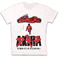 Akira Cult Animated Japanese Sci Fi Film 1988 Tokyo Retro Unisex T Shirt 296