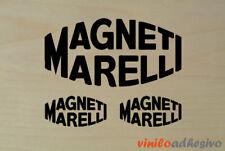 PEGATINA STICKER VINILO Magneti Marelli aufkleber autocollant adesivi magnetti