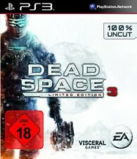 Sony PS3 game - Dead Space 3 game - Limited Edition (EN/DE) (boxed)
