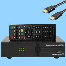 FTA S HD Digitale Ricevitore satellitare USB UNICABLE TV HDMI SCART 1080P