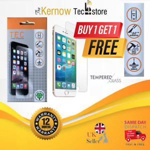 Tempered Glass Screen Protector For Apple iPhone 6, 6S, 7, 8, 8 Plus, SE 2 2020