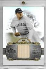 Babe Ruth 2013 Topps Tribute to the Stars Bat Card #BR 30/99 Yankees