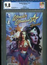 Wonder Woman '77 #1  (Jimenez Var)   CGC 9.8  WP