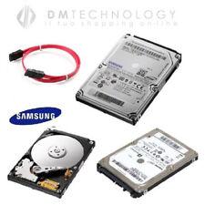 """HARD DISK HDD HD INTERNO 500 GB SATA 2,5"""" PC SAMSUNG/SEAGATE 500GB+CAVETTO SATA"""