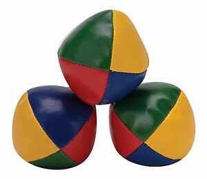 Professional Juggling Balls. Magic Joker Clown Gift Game Circus Theme Party Fun
