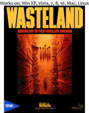 Wasteland 1988 PC Mac Linux Game