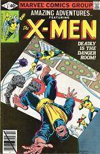 Marvel Amazing Adventures featuring the X-Men #3 (Feb. 1980) Mid Grade