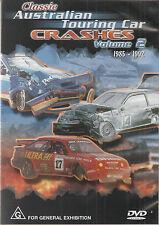 Classic Australian Touring Car Crashes : Vol 2 (DVD, 2003)