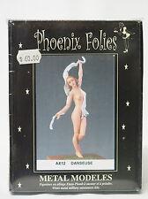 AX12 The Dancer, Phoenix Folies, 80mm Metal Miniature, Brand NEW