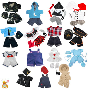 """Teddy Bear Clothes to fit 16"""" / 40cm Teddies & BUILD your own BEARS"""