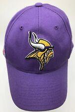 eedf251e0 Minnesota Vikings Hat NFL Adjustable Embroidered Team Logo Football Cap  Reebok