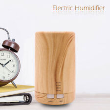 Electric Air Diffuser Aroma Oil Humidifier Light Up Bedroom Relaxing Defuser New